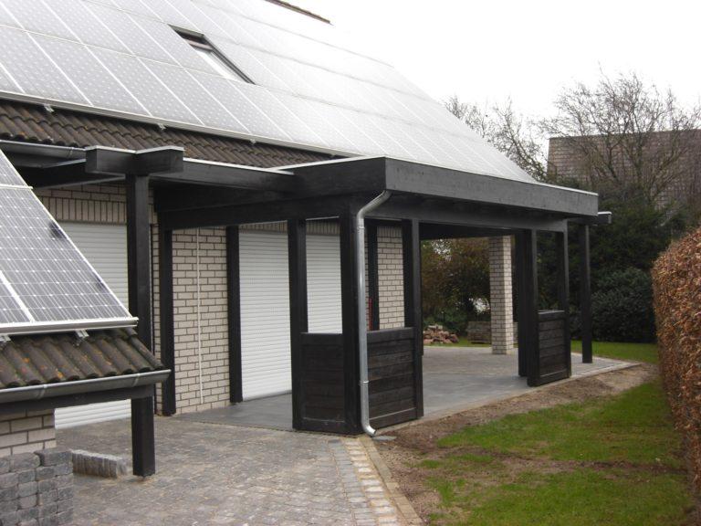 Terrassen- und Eingangsüberdachungen